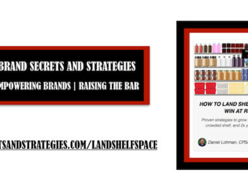Land more shelf space with the perfect sales pitch