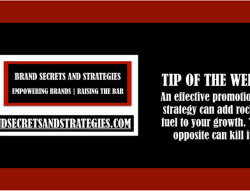 An effective promotional strategy can add rocket fuel to your growth. The opposite can kill it